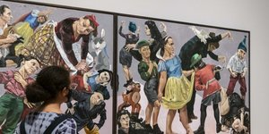 A Giant Spider And A Rabbit-Headed Family: Fantastical Meets Brutal In Paula Rego At Tate Britain