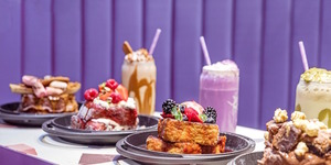 Crome London: The Capital Gets Its First French Toast Cafe