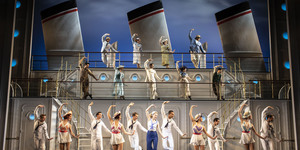 Review: Anything Goes At Barbican Is The Top