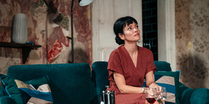 Review: Scary Story Starring Lily Allen Is Schlocky Horror Show