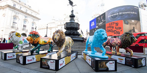 Can you Find All 27 Of These Lions Around London?