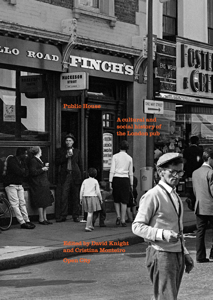 The cover of the book Public House: A Cultural and Social History of the London Pub