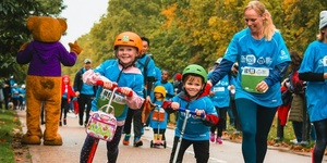 The Whole Family Can Take Part In This Fun Run For Great Ormond Street Hospital