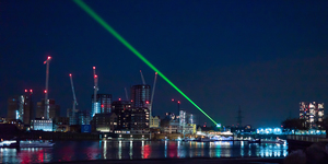 London's Only Lighthouse Will Beam Once More
