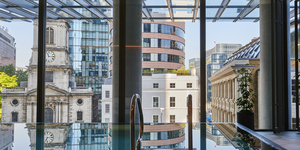 Win A Night's Stay For Two At The City Of London's New Luxury Hotel