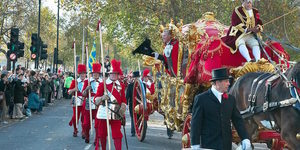Lord Mayor's Show 2021: When And Where Is It, And What's Happening?