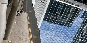 Mirror London: Strange Reflections On The City