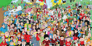 Review - Beano: The Art Of Breaking The Rules Is Curated To Chaotic Perfection