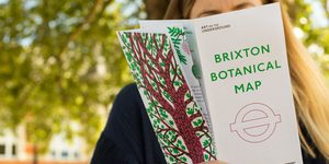 This Botanical Map Of Brixton Spills Unsavoury Truths About Slavery