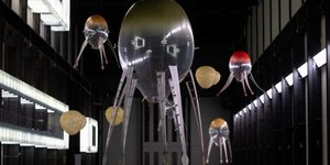Alien Jellyfish Drones Have Invaded Tate Modern's Turbine Hall