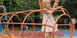 Where Can I Find A Playground In Central London? Try This Map