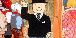Remember Mr Benn? Did You Know He Has A London Plaque?